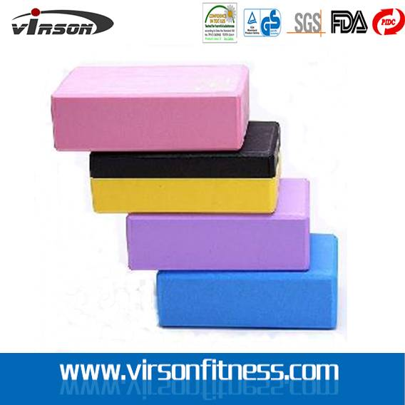Colorful EVA Yoga Foam Block Manufacturer