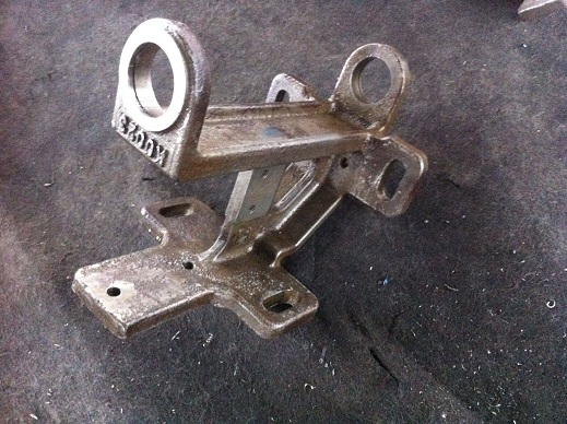 Cnc machined part for Ford, Damler, AUDI, TOYOTA automotive car parts or air conditioner