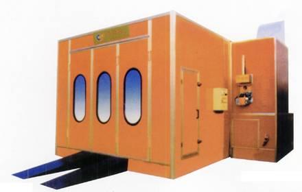 HY-200 spray booth