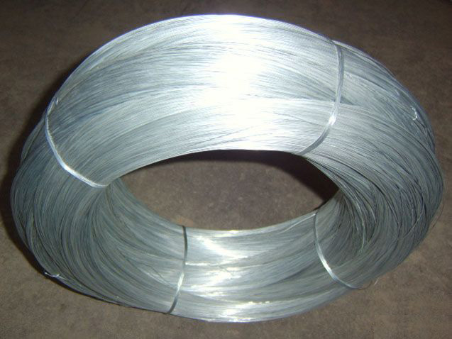 China supplier galvanized rebar tie wire