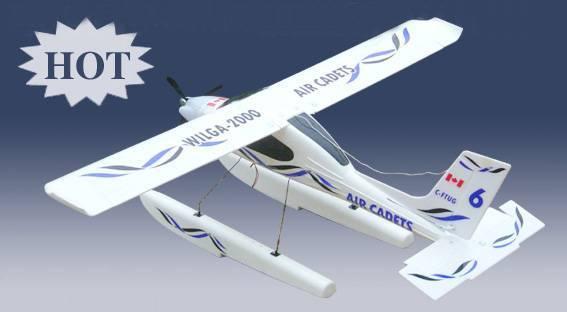 Wilga 2000 Electric RC Airplane/Aircraft