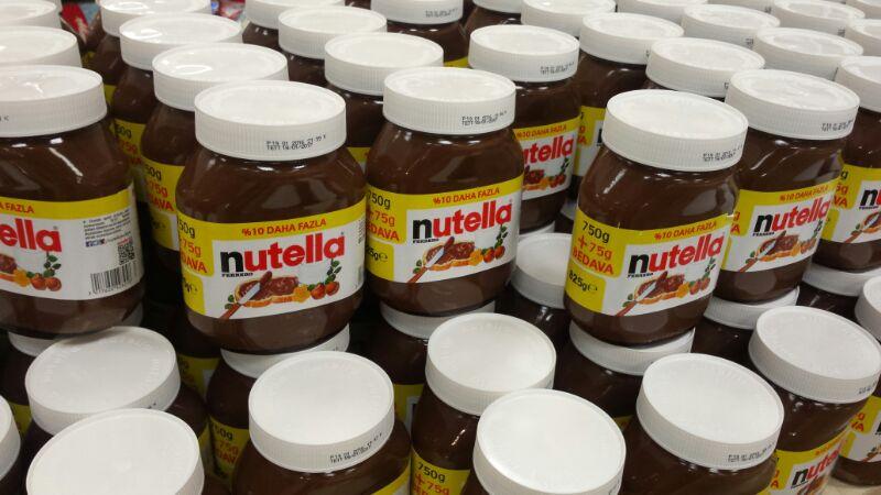 NUTELLA CHOCOLATE 350g, 400g ,750g & 800g