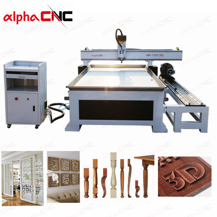 The High Quality ABR Series CNC Router
