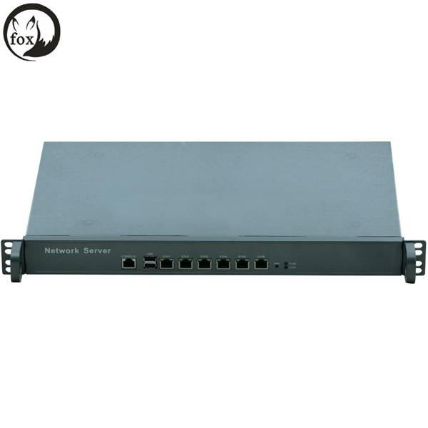 Firewall Appliance > 1U 6 LAN DC D525/1037U (FNS-6L-L)