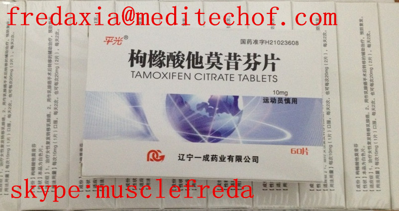 Tamoxifen /HGH/Steroids/ Peptides/Hormone/Humantrope /hgh/Human growth