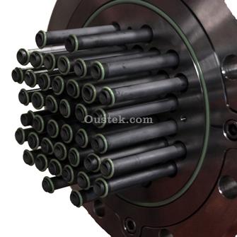 Sintered Silicon Carbide Tubular Heat Exchanger