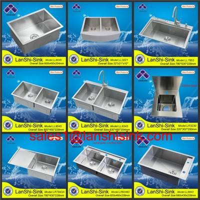 stainless steel sink,kitchen sink
