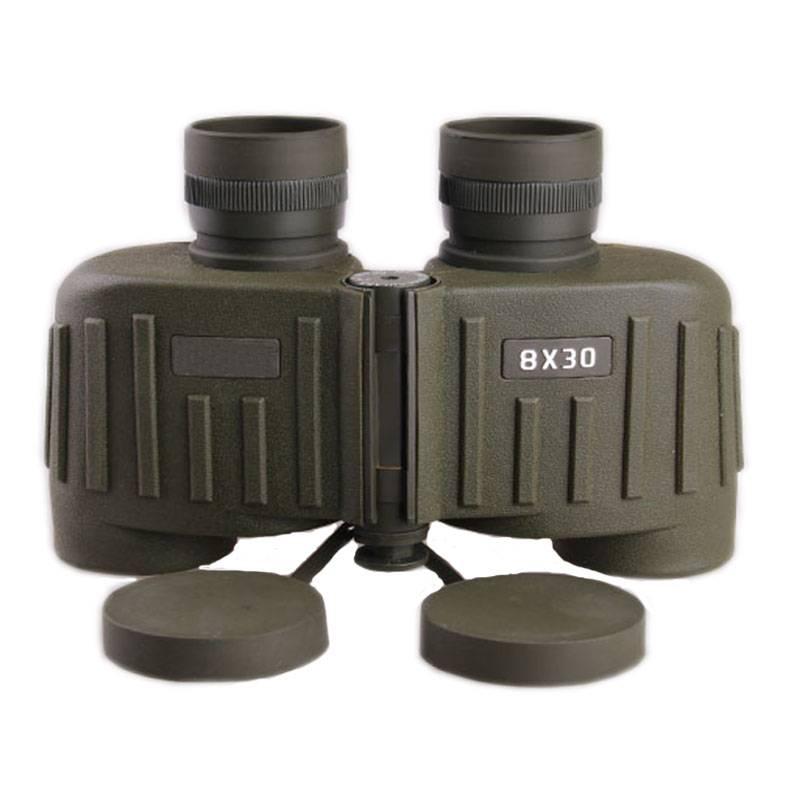 8x30 waterproof bak4 prism military binoculars with rangerfinder