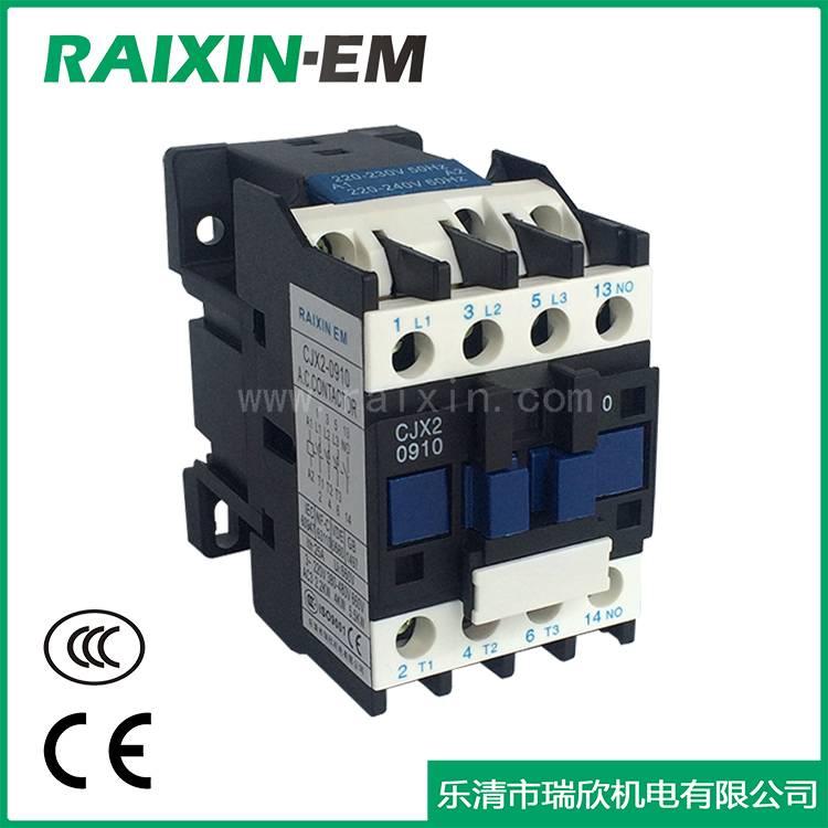 CJX2-0910 AC Contactor