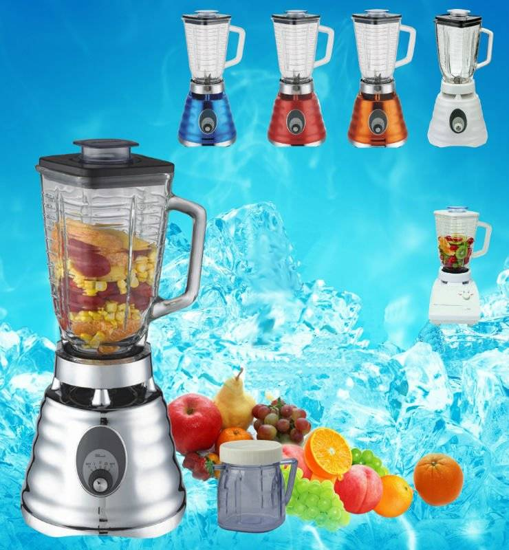 SARA 4655 ice crusher blender machine