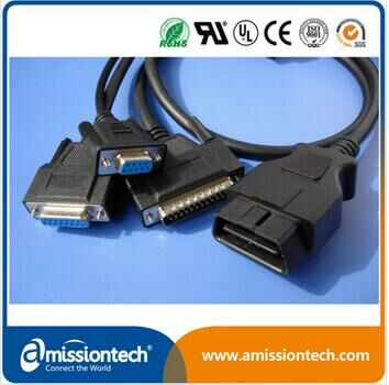 D-Sub to OBD cable