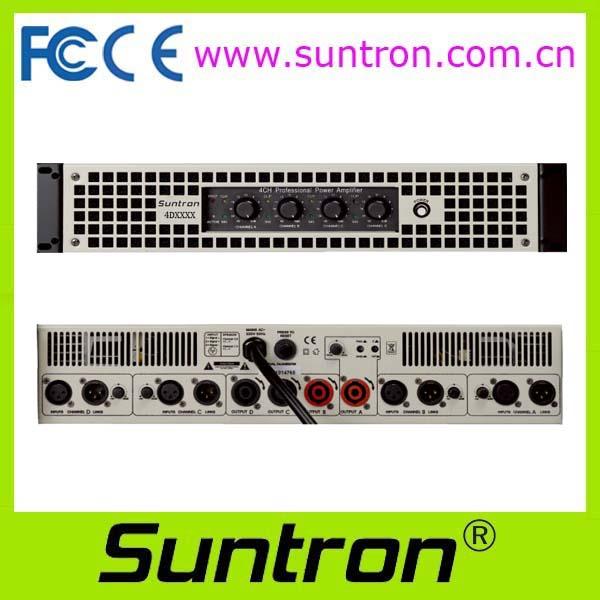 Suntron 4DK Series 4CH Power Amplifier