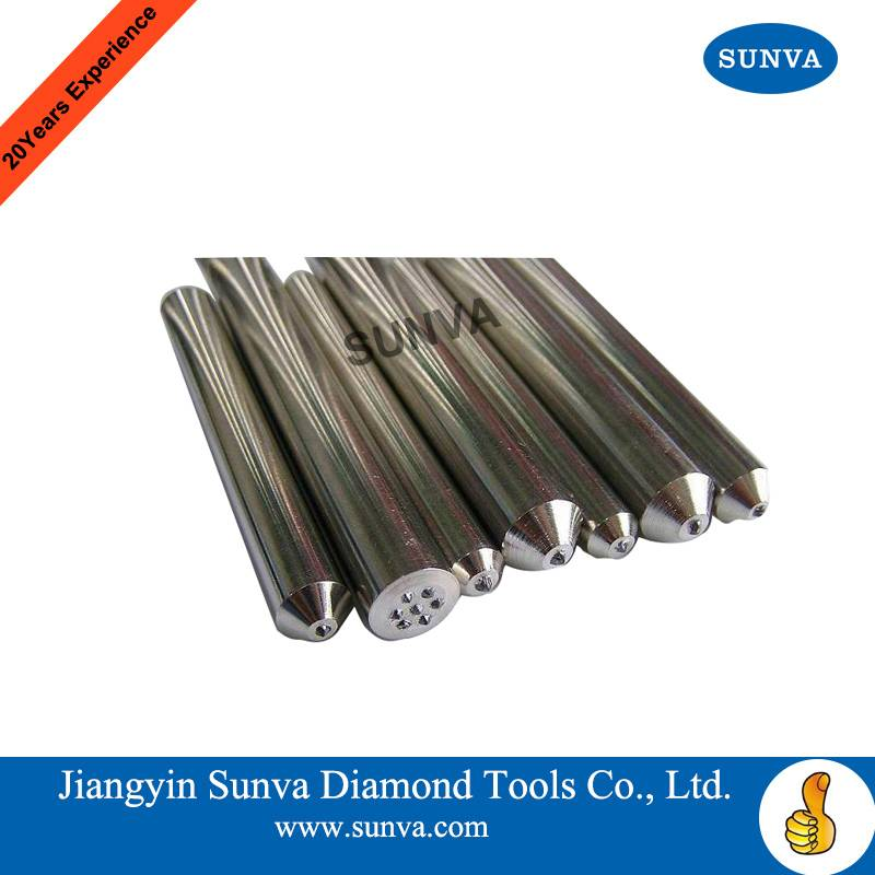 SUNVA Diamond Dressers for grinding wheels / Single Point /Multi Point /Chisel Type /Coned