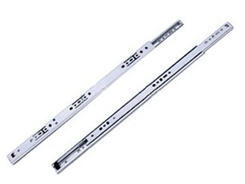 0227002 27mm 2-folds Ball Bearing Slide