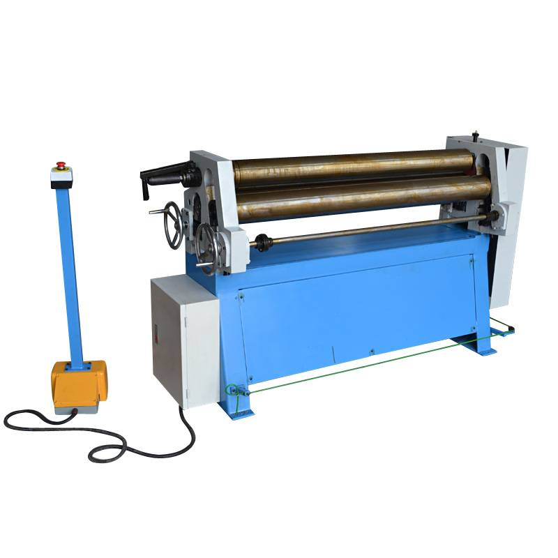 electric slip rolling machine (ESR1300*2.5)