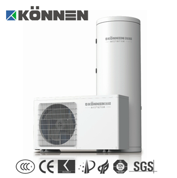 Home Use Heat Pump Water Heater Circulating Type