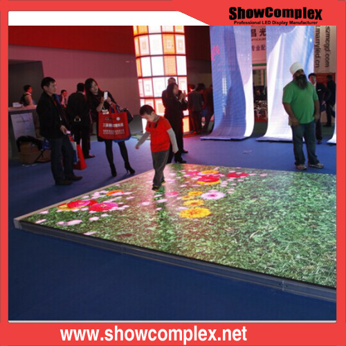 P7 Rental Use Full Color Dance Floor LED Display