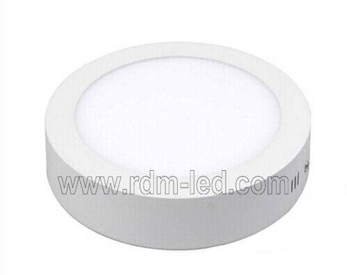 CE&ROHS 6W 12W 18W 24W cheap price round Surface Mounted LED Ceiling Light