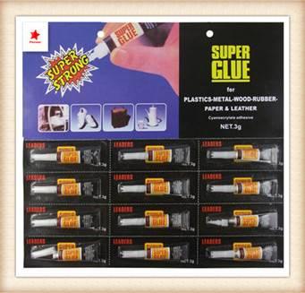 502 Super Glue 3gx12pcs blister pack