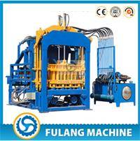 QT4-15C Hot selling hydraulic automatic concrete brick block making machine price