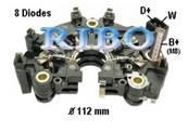 rectifier, auto rectifier  Bosch Series