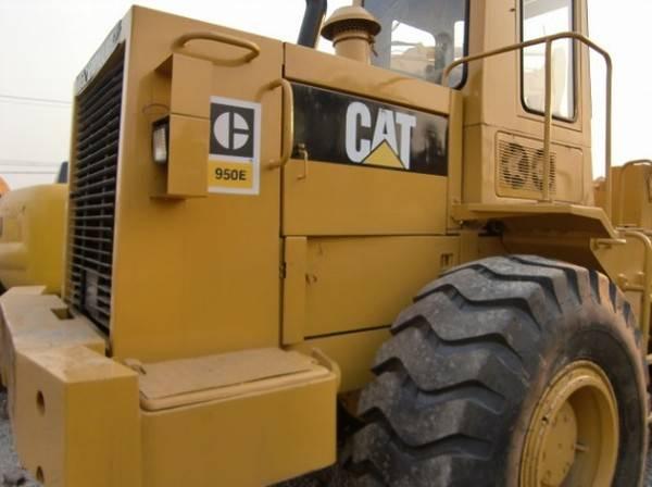 Used Cat 950E Wheel Loader for sale