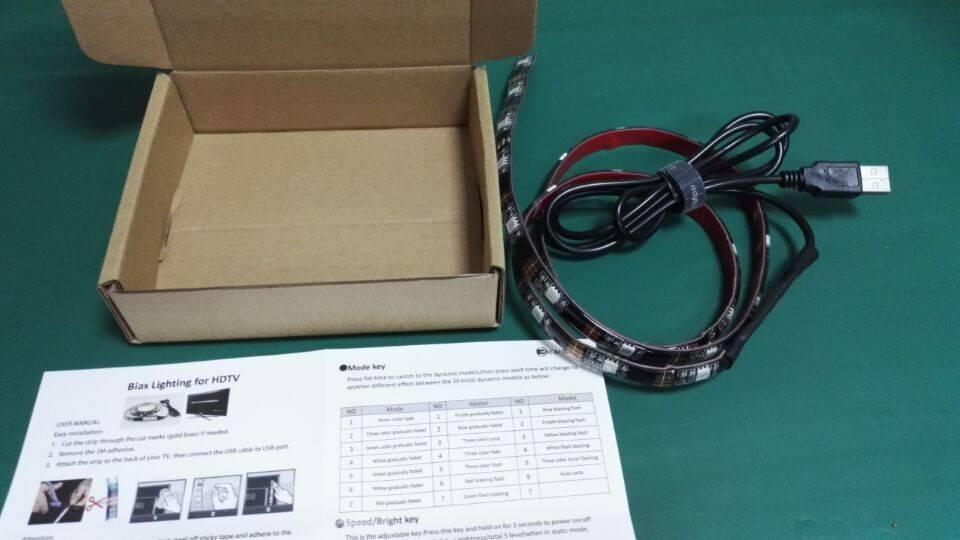 USB 5050RGBAccent Lighting Kit