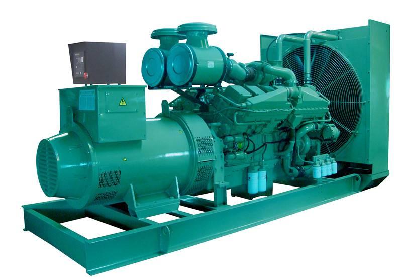 ISO9001,ISO14001,OHASA18001  80KW/100KVA CUMMINS Diesel Generator Power