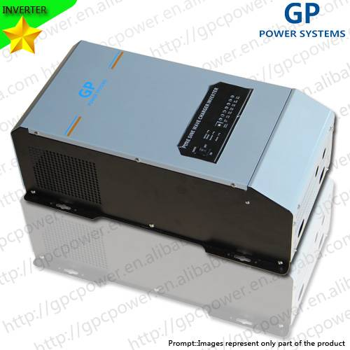 12V 24V 48V sinewave multifubctional inverter 1~6kw