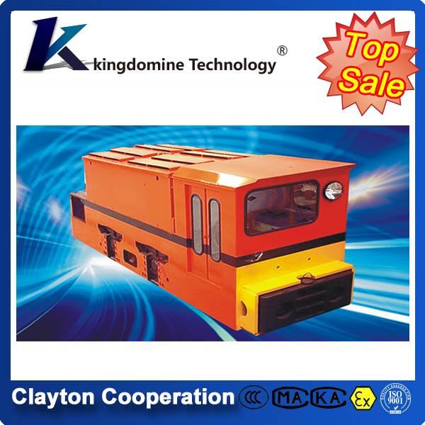Top sale 7 Ton mine electric trolley locomotive,battery locomotive