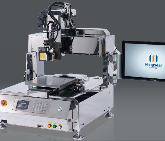 Automatic desktop glue dispensing machine dispenser