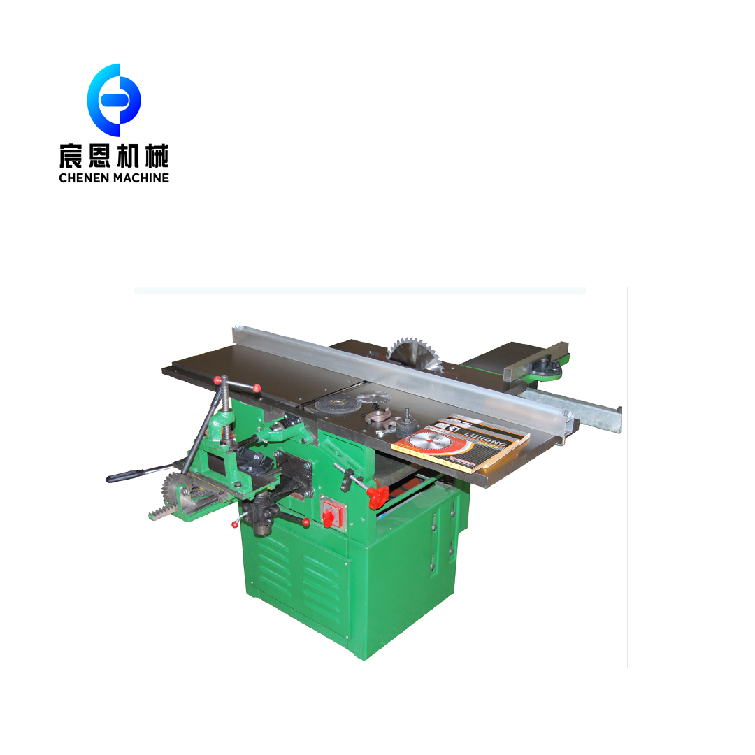 combination thickness planer
