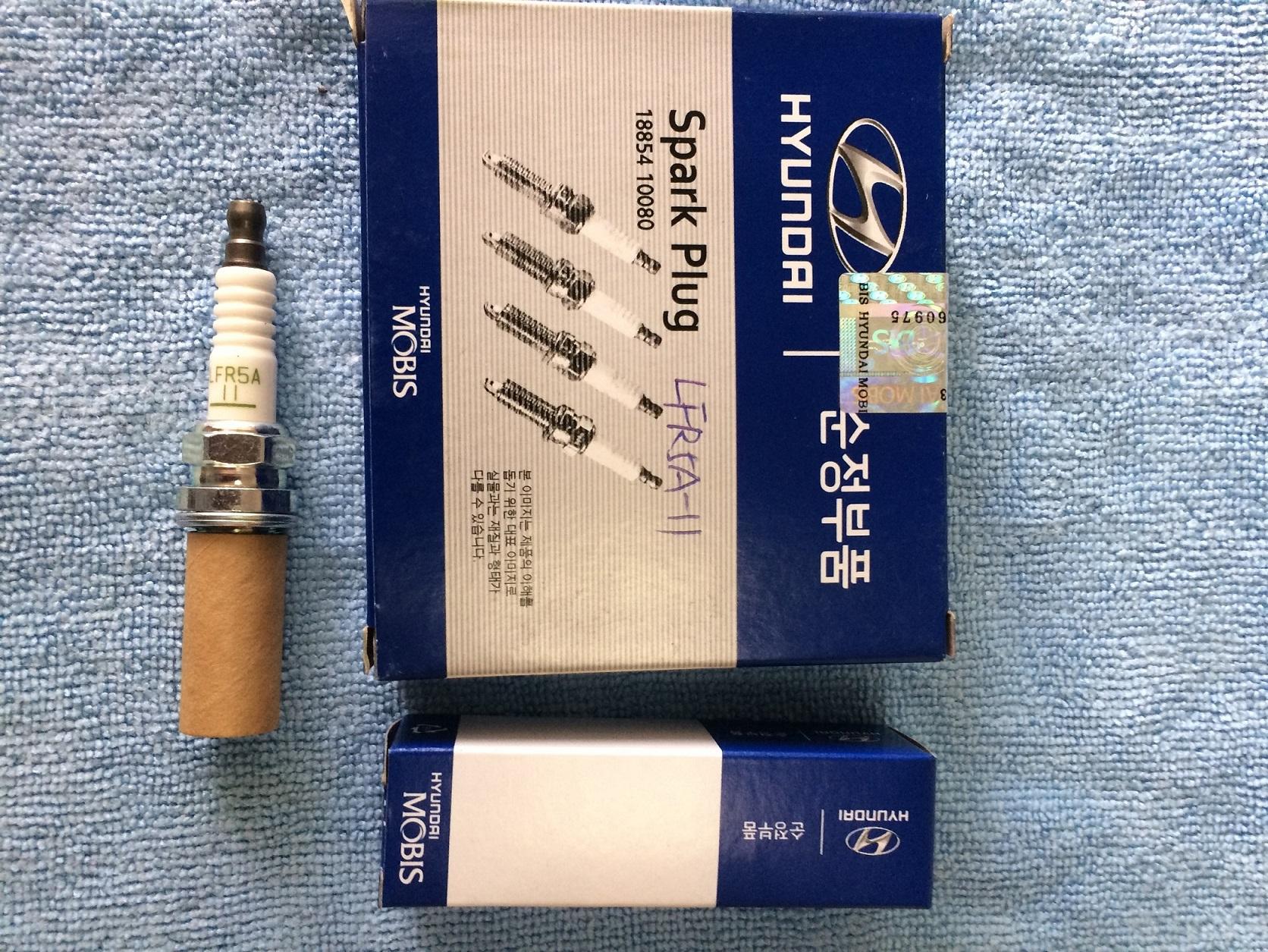 Nissan Spark Plugs LFR5A11 22401-8h515 LFR5A-11