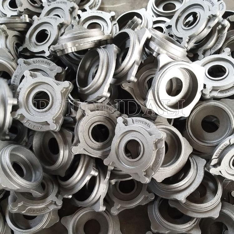 OEM customzeid cast iron accessories machinery