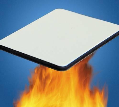 Fireproof Aluminium Composite Panels