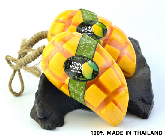 Fruit Shaped Soap Thailand Natural Herbal Soap Fancy Soap Bath Supplies