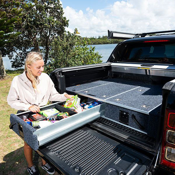 AW Series 1300mm Drawer System Suitable for Utes