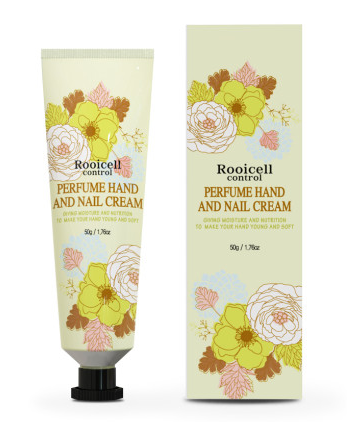 skincare moisture and anti-cracking anti-bacteria Rooicell EGF perfume hand and nail cream 50g
