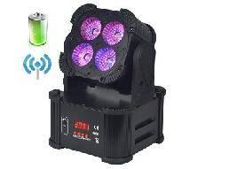 DMX wireless&Battery LED Par