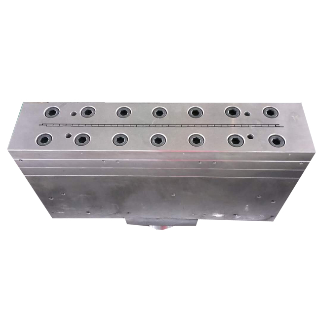 pvc wall panel extrusion mould