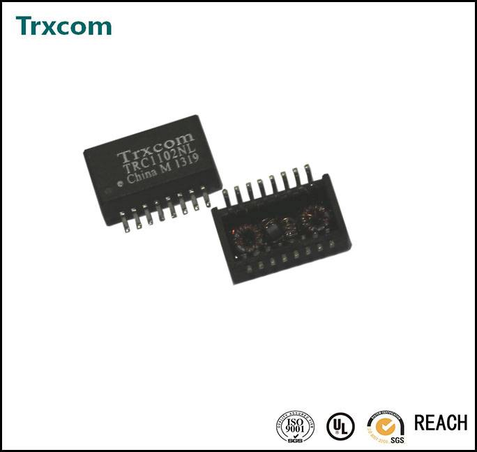Pulse Lan Transformer TRC5007NL=H5007NL