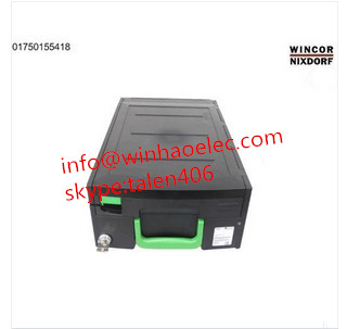 wincor atm cassette 1750155418 and 1750189268(1750158589) for wincor PC4060 cash cassette