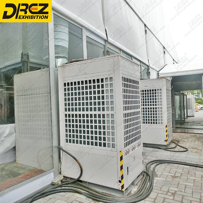 Drez 25 ton Air Conditioning for Tent Eco-Friendly Refrigerant for Outdoor Marquee Tent With CE Cert