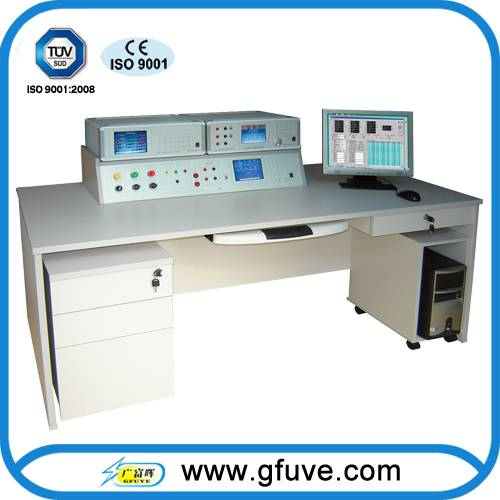 GF3600 THREE-PHASE AC-DC INSTRUMENT TEST EQUIPMENT