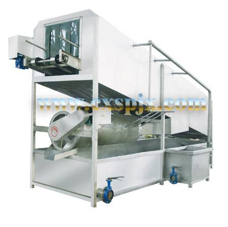 Cage washer