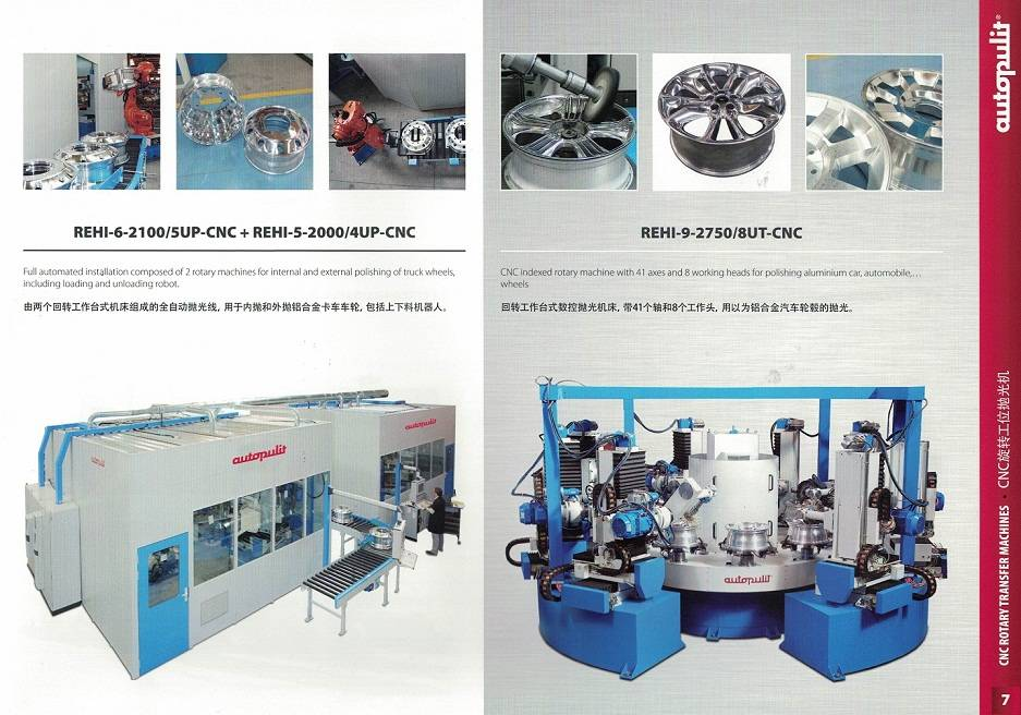 CNC Rotary Transfer Machines