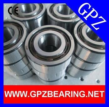 GPZ Double-row angular contact ball bearing 5202(3056202) ZZ 2RS