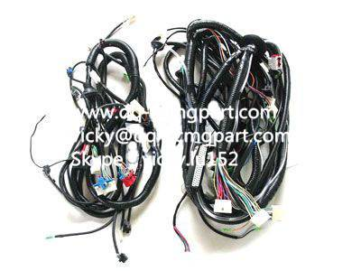 XCMG SPARE PART loader parts ZL30G ZL40G ZL50G ZL50GL ZL60G LW300K LW321F All vehicle wiring harness