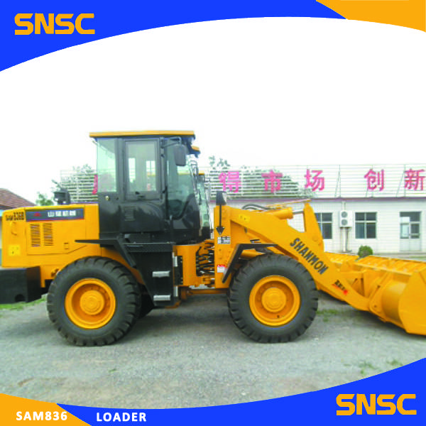 3t Wheel Loader 3t front Loader Mini Loader