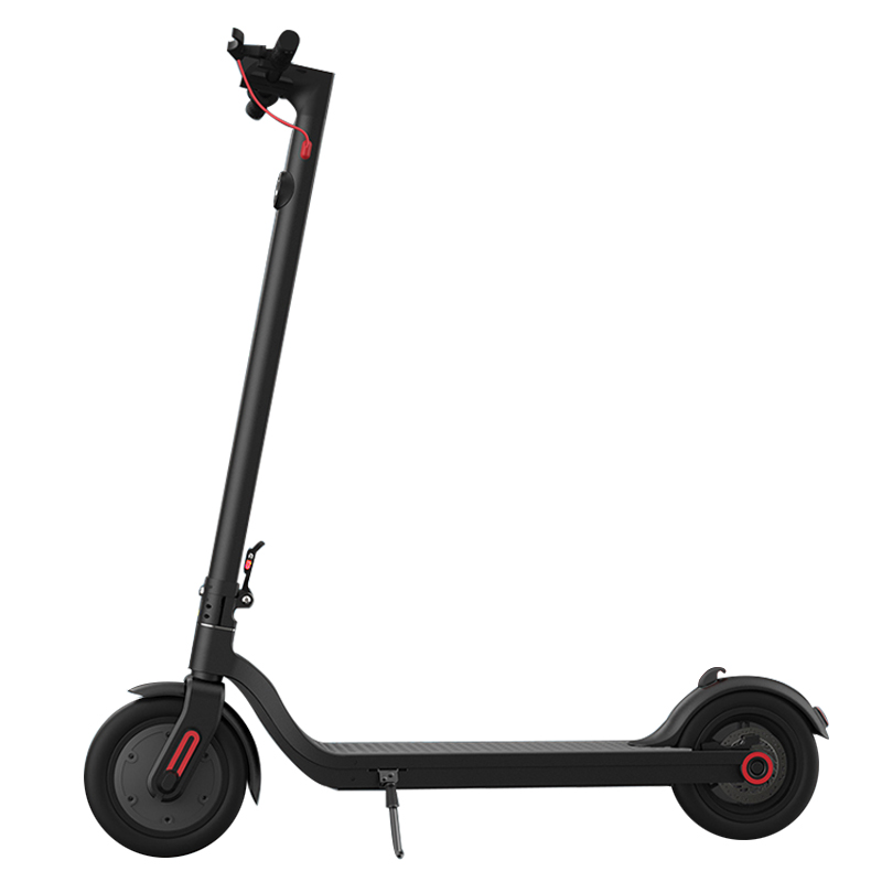 New Cheap Portable 2 wheel hand brake e cycle electric bike mini Kick scooter electric with IOT